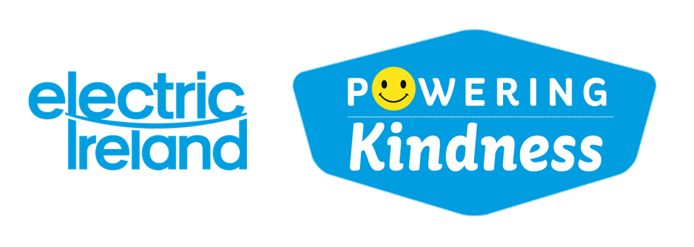 Powering Kindness logo