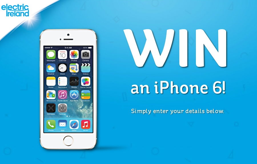 Free iphone competition