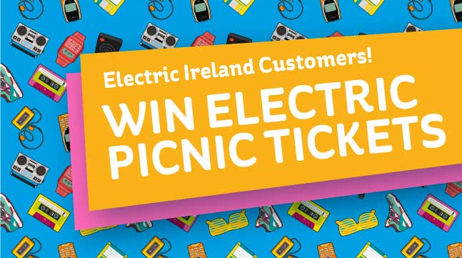 Win Electric Picnic Tickets