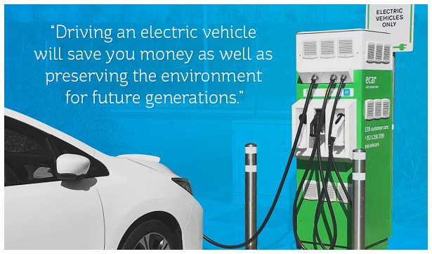 Electric Car charging benefits