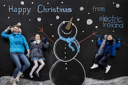 Electric Ireland Christmas