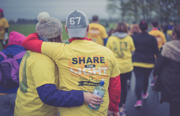 Electric Ireland Darkness Into Light Participants