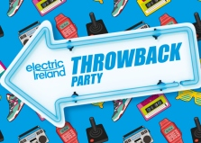 Electric Picnic's Throwback Party 2016