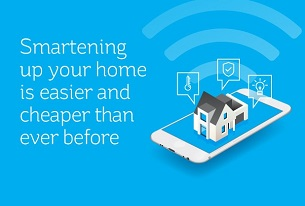 smartphone and smart home