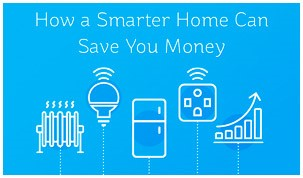 Smart devices saving money