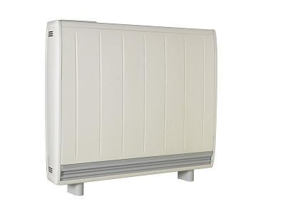 Storage Heater Side View