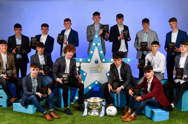 Football Team of the Year 2018