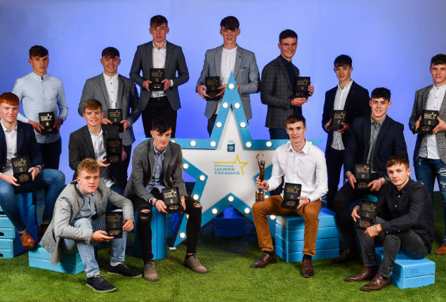 Hurling Team of the Year 2018